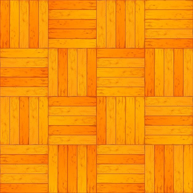 Kolorowy Parkiet Drewniany Premium Wektorów