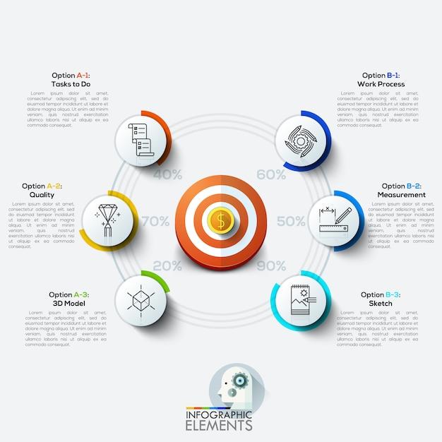 Koncepcja marketingu docelowego firmy Premium Wektorów