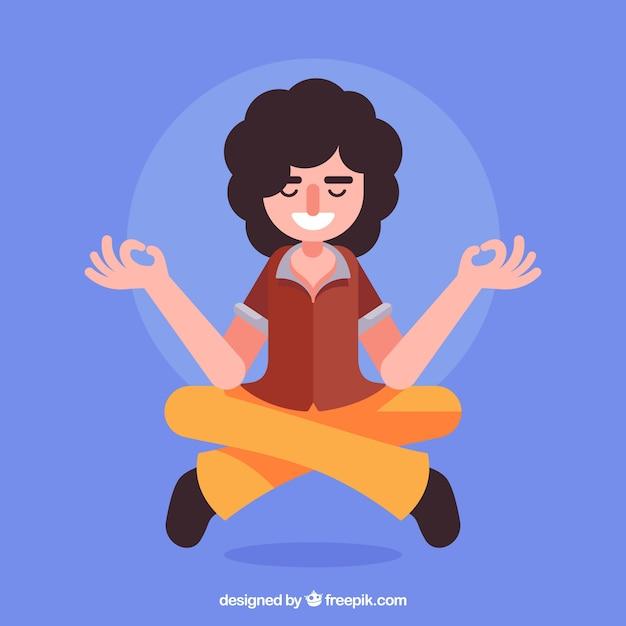 Koncepcja medytacji Darmowych Wektorów