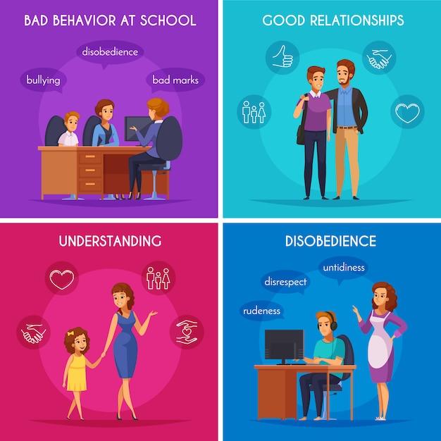 Koncepcja Projektowania Przypadków Rodzicielskich Darmowych Wektorów