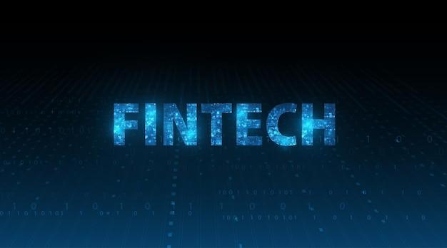 Koncepcja Technologii Finansowej Płatności Bankowych Inwestycji Biznesowych Premium Wektorów