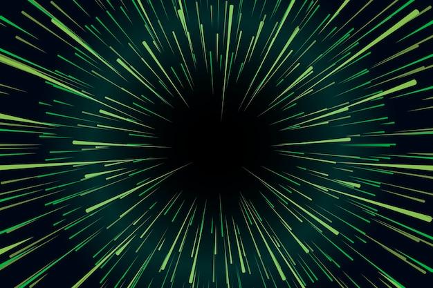 Koncepcja Tła światła Prędkości Darmowych Wektorów