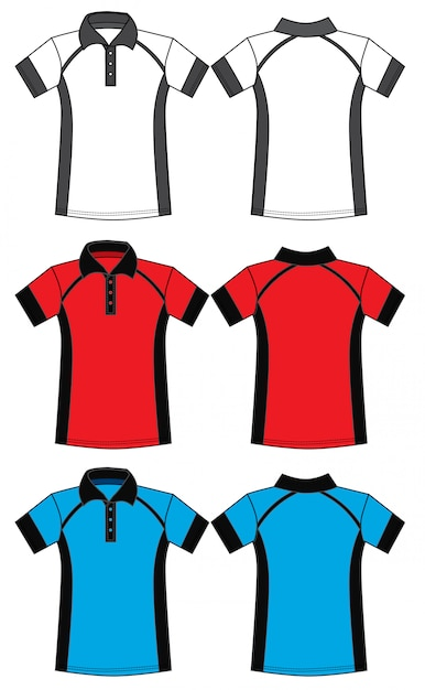 Koszula Dla Pani Wektor Premium Wektorów