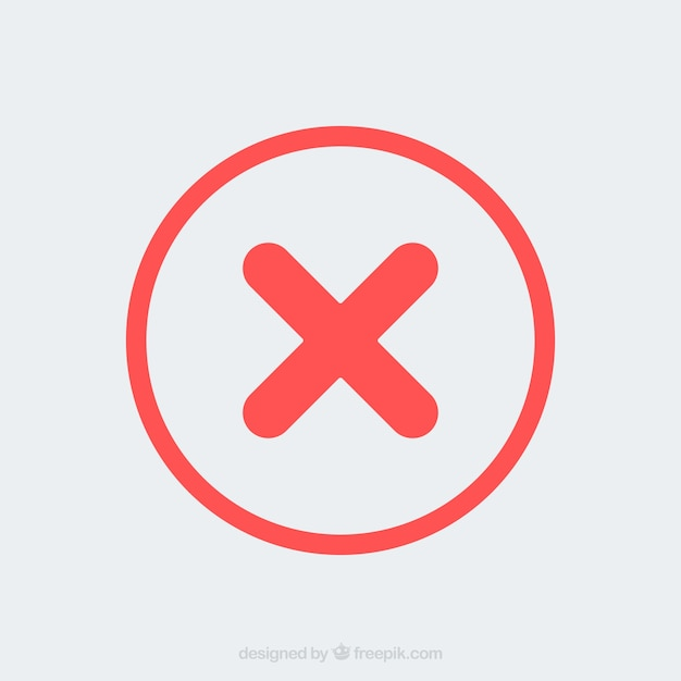 Krzyż Ikona Premium Wektorów