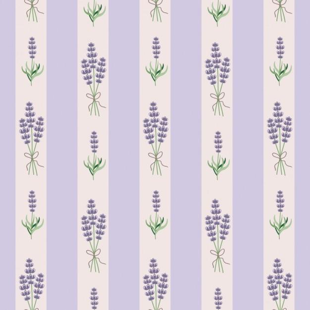 Lavender Seamles Tapety Darmowych Wektorów