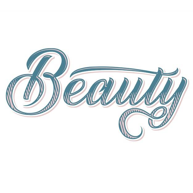 List Piękności Premium Wektorów