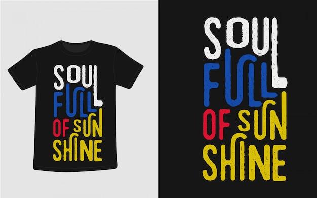 Litery Motywacyjne Cytaty Na Projekt Koszulki Premium Wektorów