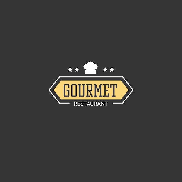 Logo Firmy Restauracyjnej Darmowych Wektorów