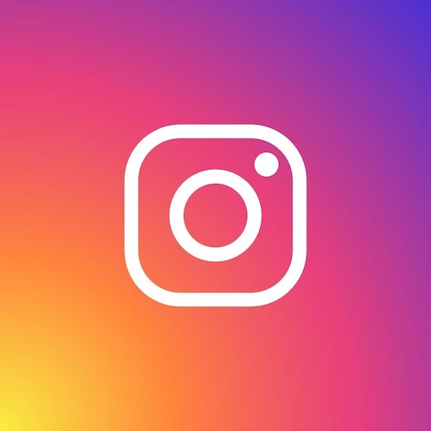 Logo instagrama Darmowych Wektorów