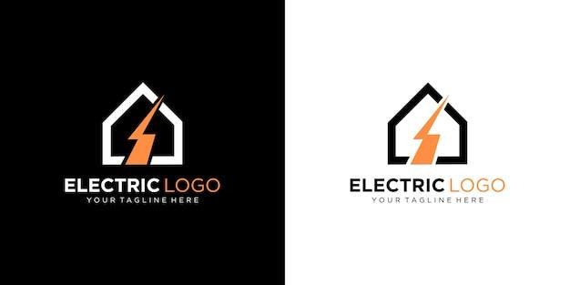 Logo Kreatywnego Pomysłu Premium Wektorów