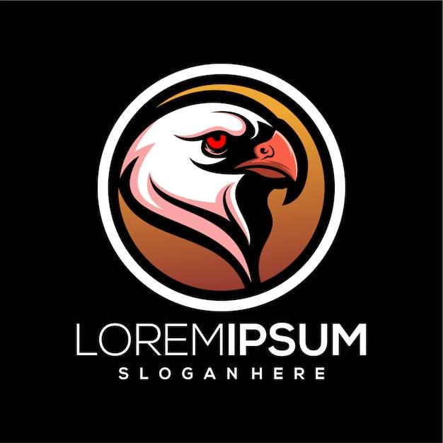 Logo Orła Premium Wektorów