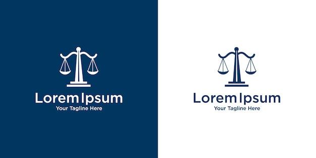 Logotyp Prawa Premium Wektorów