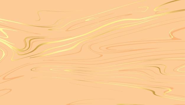 Luksusowe Królewskie Tło Ze Złotymi Krzywymi Liniami Darmowych Wektorów