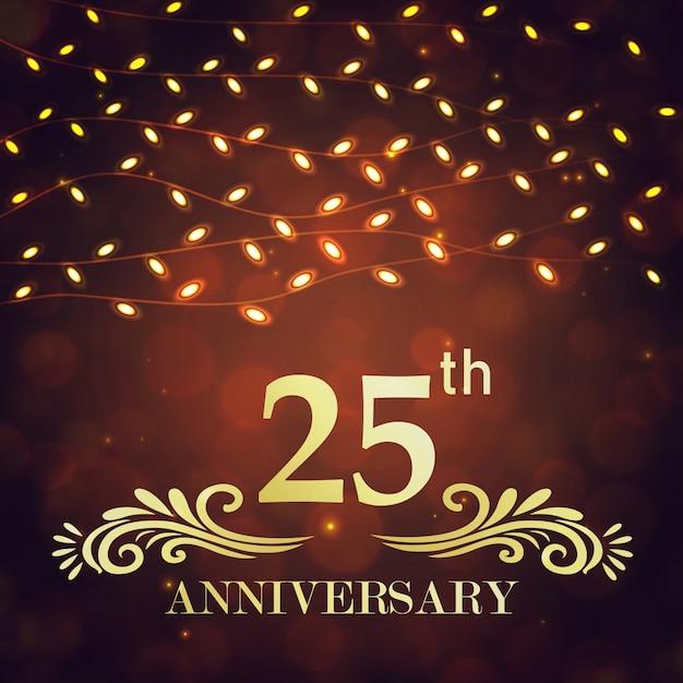Luksusowe rocznice ślubu royal 25 Darmowych Wektorów