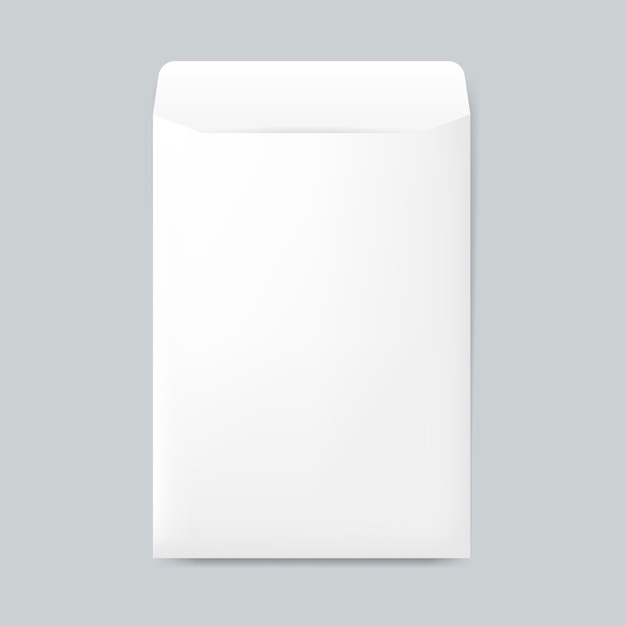Makieta makieta papieru koperty Darmowych Wektorów