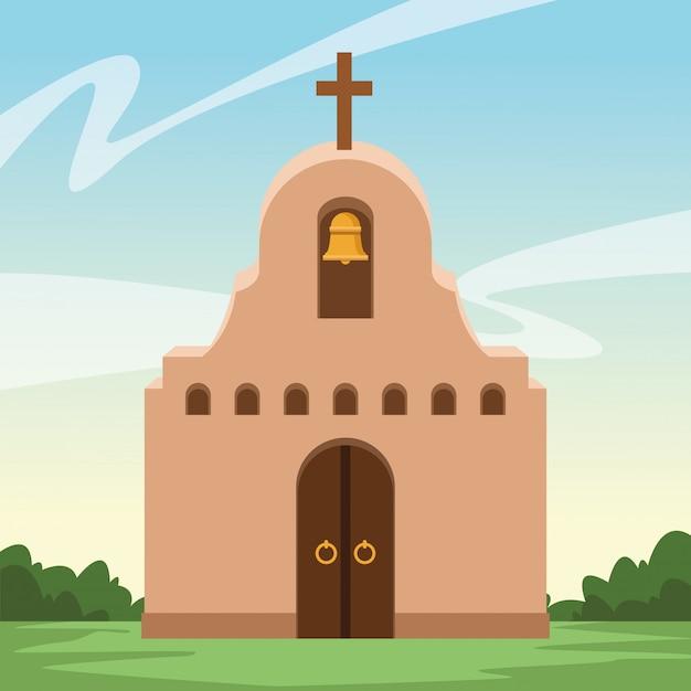 Meksykańska Tradycyjna Kultura Ikona Kreskówka Darmowych Wektorów
