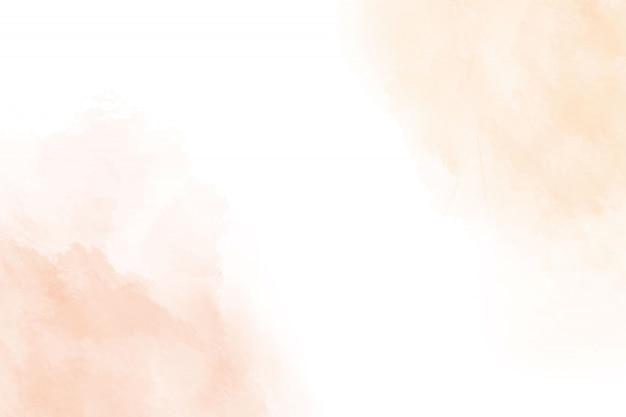 Miękki Różowy Streszczenie Tło Akwarela Premium Wektorów