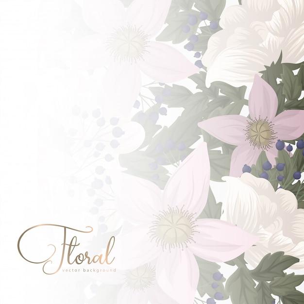 Miłość Rama Kwiat - Walentynki Darmowych Wektorów
