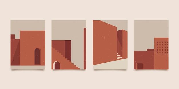 Minimalna Architektura Obejmuje Pakiet Darmowych Wektorów