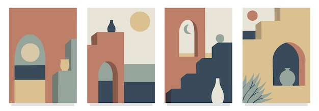 Minimalna Architektura Obejmuje Zestaw Darmowych Wektorów