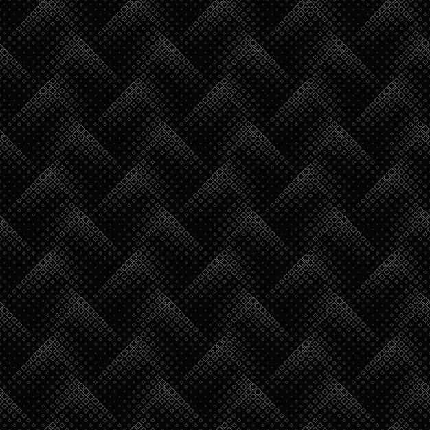 Monochromatyczny Geometryczny Bezszwowy Przekątna Kwadrata Wzoru Tło Premium Wektorów