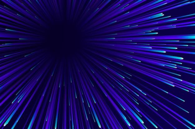 Motyw Tła świateł Prędkości Darmowych Wektorów