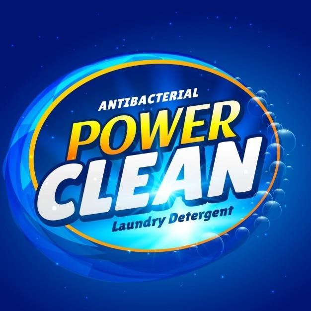 Mydła i detergentów do czyszczenia launry szablon wzór opakowania produktu Darmowych Wektorów