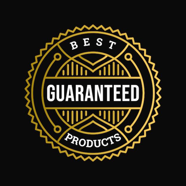 Najlepsze Produkty Gwarantowana Odzież Premium Wektorów