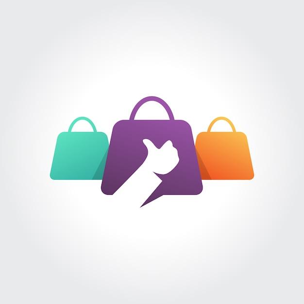 Najlepszy Zakupy Symbolu Projekta Kciuka Up Pojęcie Premium Wektorów