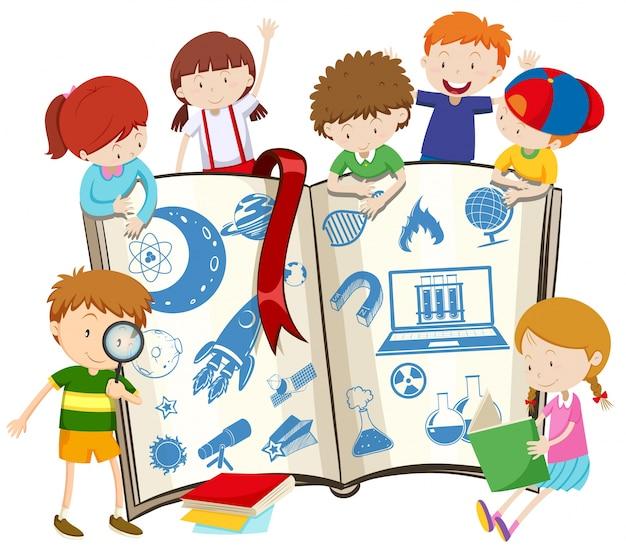 Znalezione obrazy dla zapytania dzieci nauka