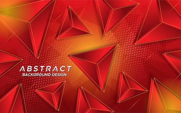 Nowoczesne Abstrakcyjne Tło Z Technologią Stylu Nakładają Się Na Siebie. Premium Wektorów