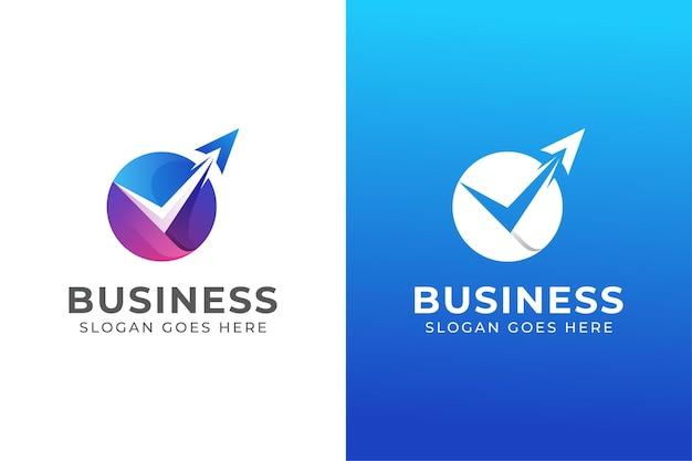Nowoczesne Logo Agencji Podróży W Kolorze Czeku. Transport, Logistyka Dostawy Logo W Dwóch Wersjach Premium Wektorów