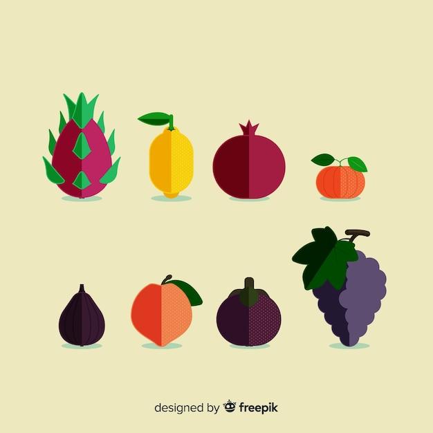 Owoce Darmowych Wektorów