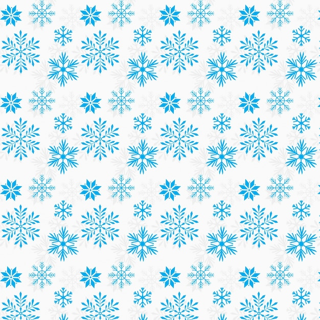płatków śniegu wzór desgin tle Darmowych Wektorów