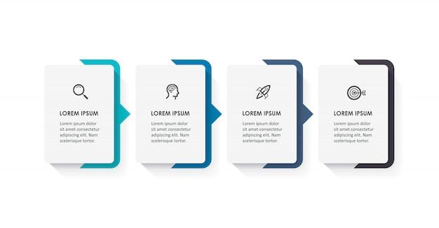 Plansza Szablon Premium Wektorów