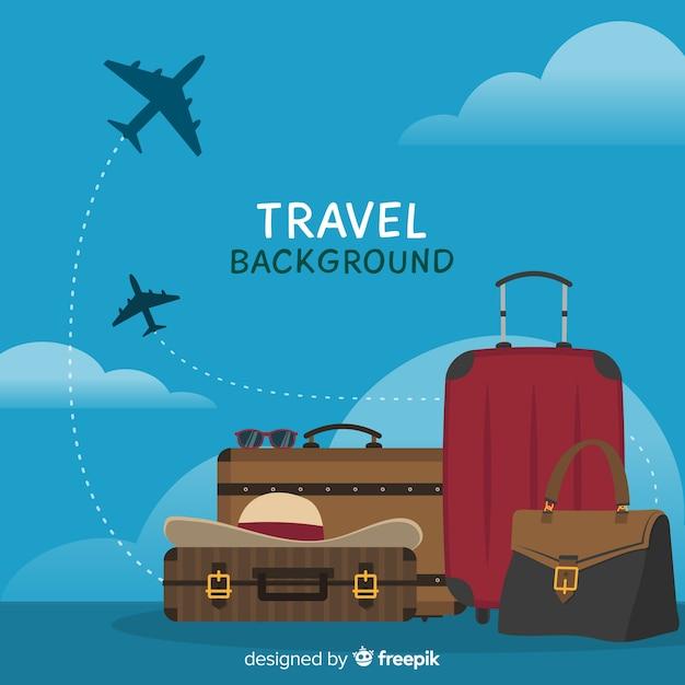Podróżować Darmowych Wektorów