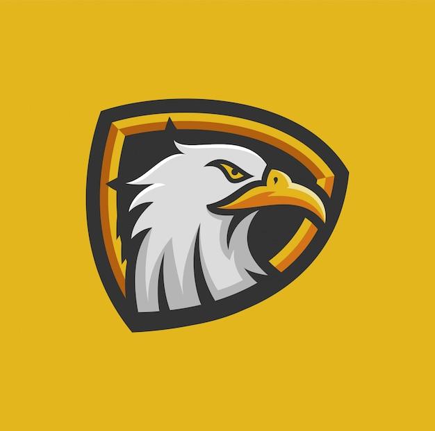 Pomysły Na Logo Eagle Premium Wektorów