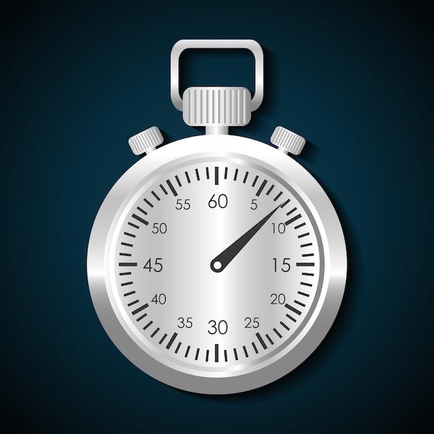 Projekt Czasu. Premium Wektorów