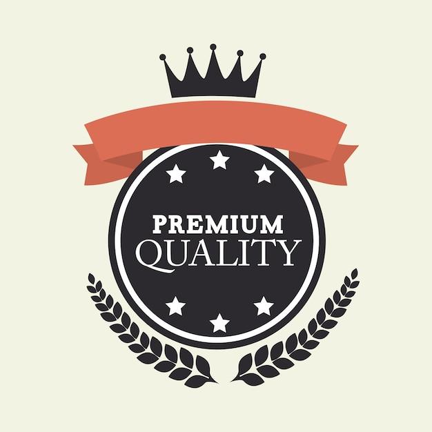 Projekt godła Premium Wektorów