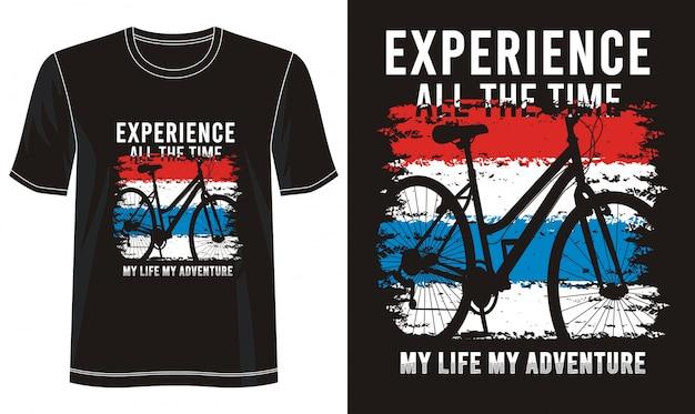 Projekt Koszulki Premium Wektorów
