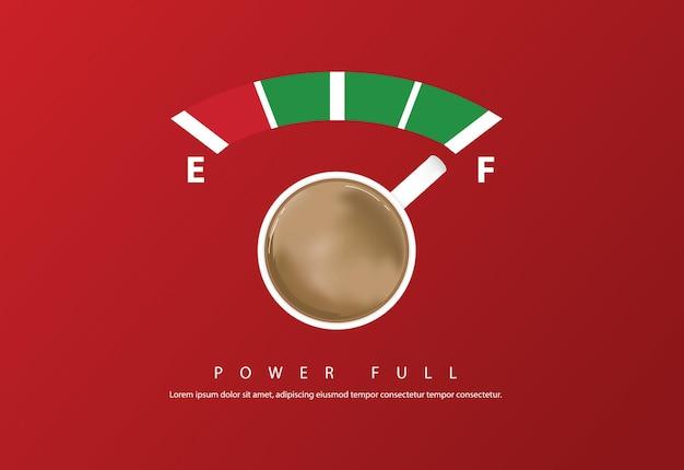 Projekt Plakatu Kawy Reklama Flayers Ilustracja Darmowych Wektorów