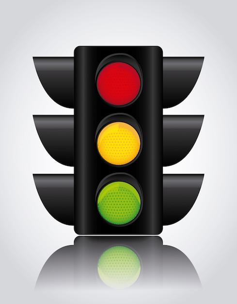 Projekt semafora Darmowych Wektorów