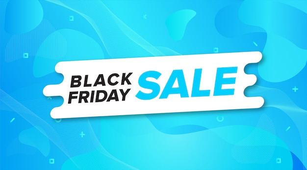 Projekt Transparentu Black Friday Sale Premium Wektorów