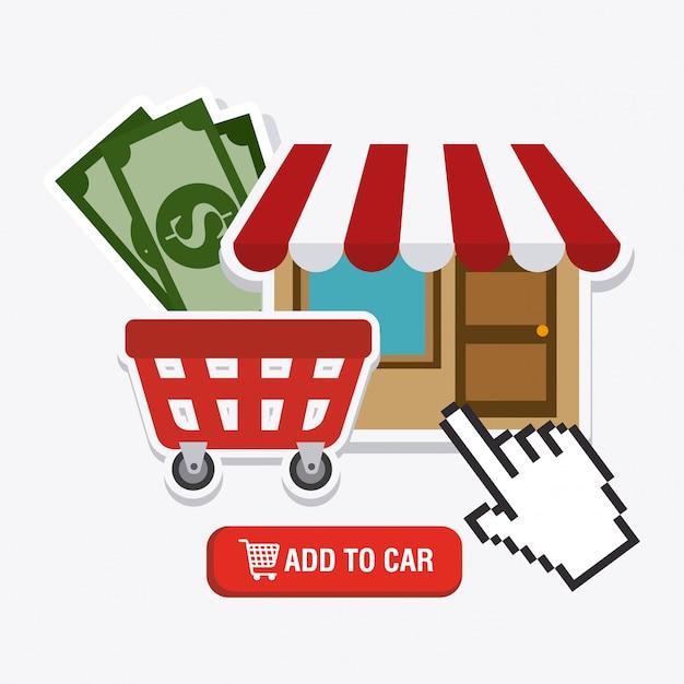 Projekt Zakupy. Premium Wektorów