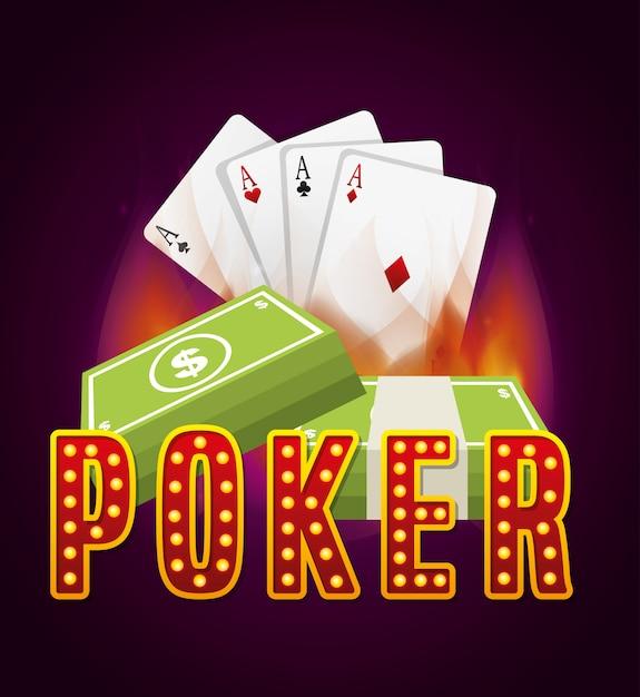 Projektowanie gier kasynowych Darmowych Wektorów