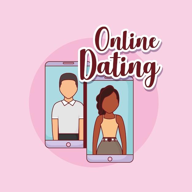 Miłośnicy randek online