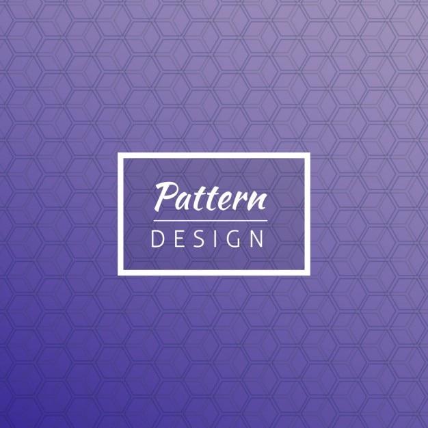 Purpurowy Pattern Design Darmowych Wektorów