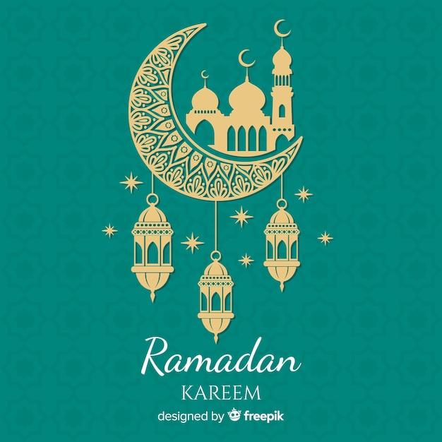 Ramadan Premium Wektorów