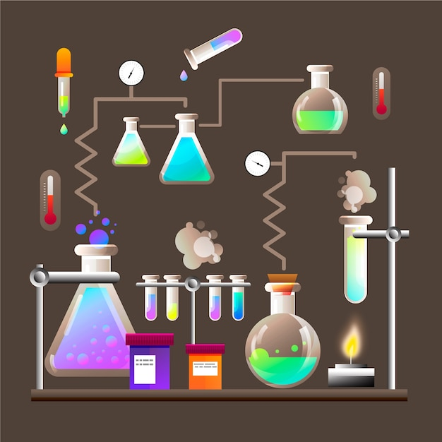 Realistyczne Laboratorium Naukowe Darmowych Wektorów