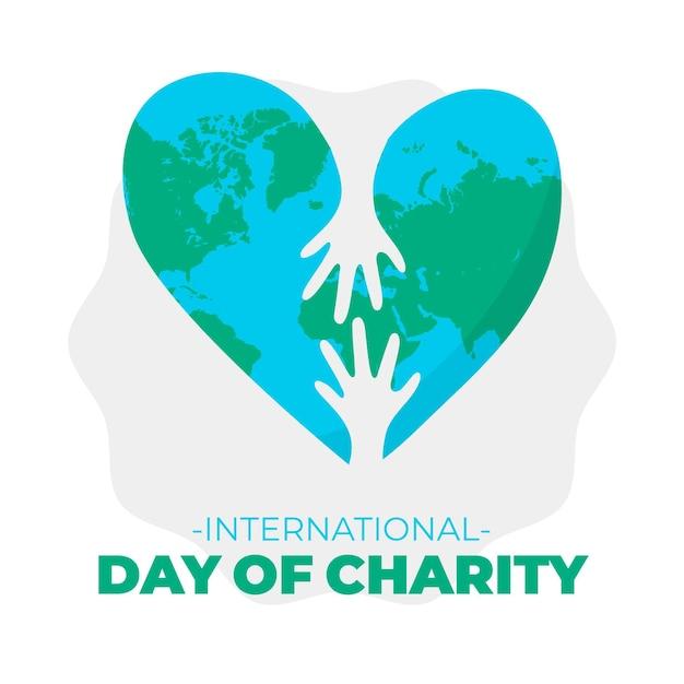 Ręcznie Rysowane Międzynarodowy Dzień Miłości Darmowych Wektorów